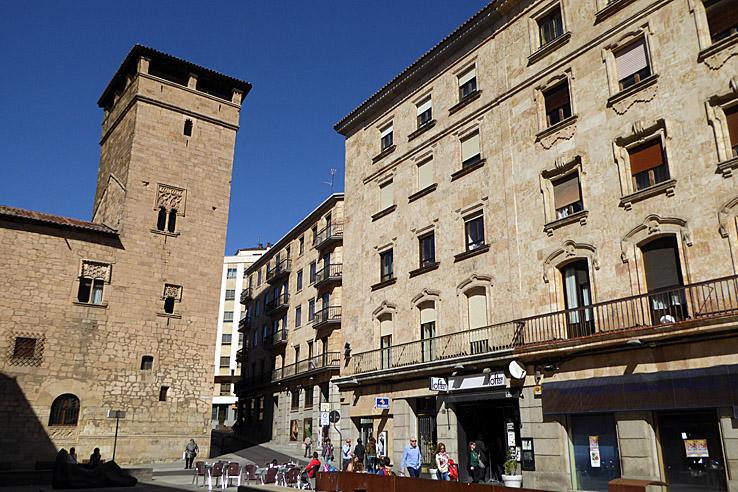 Torre del Aire. Salamanca (U)
