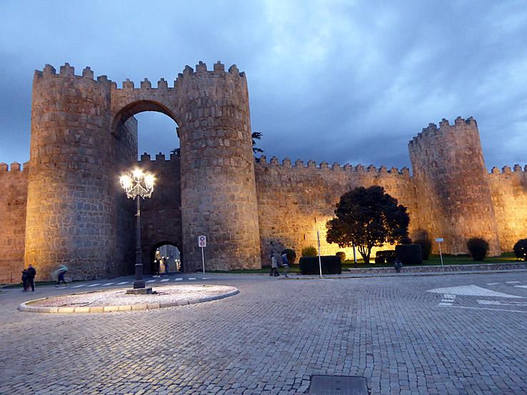 Puerta de San Vicente. Avila (U)