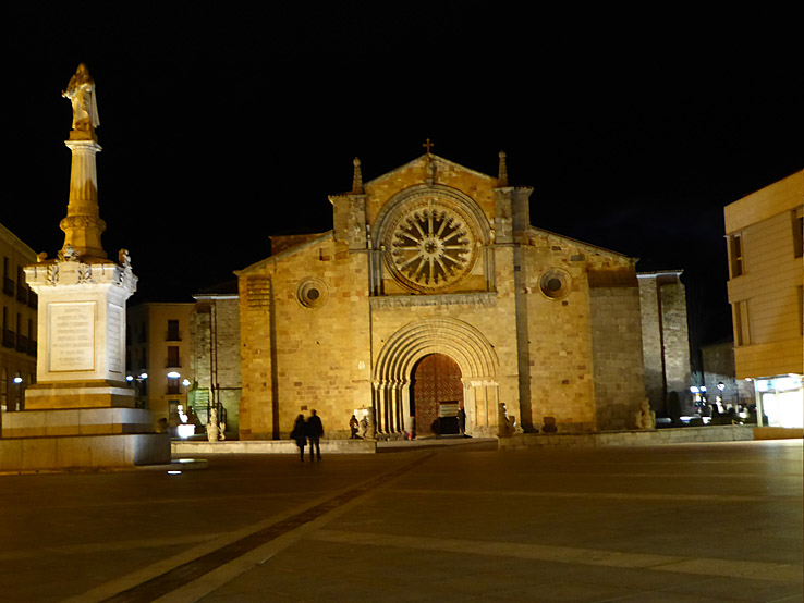Igelsia de San Pedro. Avila (U)