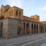Basilica de San Vicente. Avila (U)