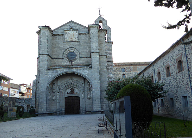 Real Monasterio de Santo Tomas. Avila (U)