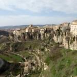Vy över gamla staden. Cuenca (U)
