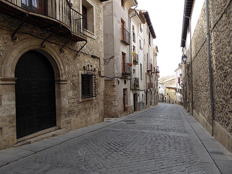 Calle San Pedro. Cuenca (U)