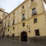 Palacio Episcopal. Cuenca (U)