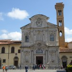 Chiesa di Santa Trinita. Florens