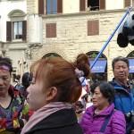 Asiatisk guide. Florens