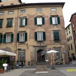 Puccinis hus. Lucca