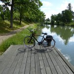 Cykla Göta kanal. Östergötland. Motala - Mem, Tur och Retur