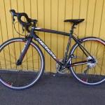 Första bilden på min Merida Ride 90