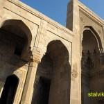 Shirvanshahs palats. Gamla staden. Baku (U)