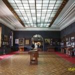 Josef Stalin museet. Gori