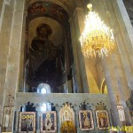 Svetitschovelikatedralen. Mtscheta. Georgien (U)