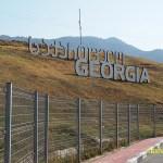 Gränsen mellan Armenien och Georgien