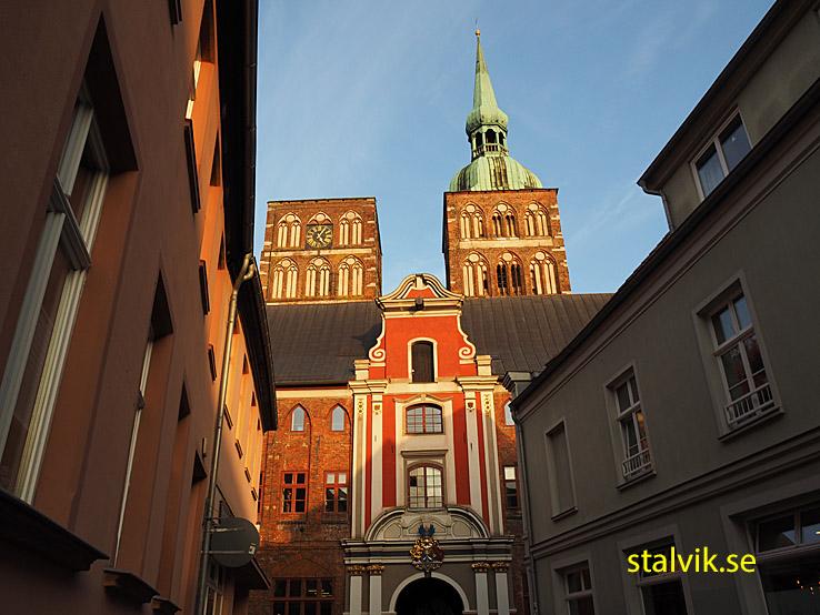 St. Nikolaikirche. Stralsund (U)
