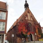 Heilgeistkirche. Stralsund (U)