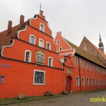 Heilgeistkloster. Stralsund (U)