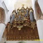 Orgeln. St. Marienkirche. Stralsund (U)