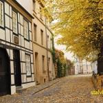 Höst i Wismar