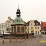 Die Wasserkunst. Wismar (U)