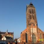 Marienkirchturm. Wismar (U)