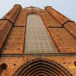 St.Georgen-Kirche. Wismar (U)