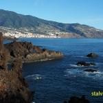 Vy mot Santa Cruz från Cancajos