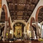 Iglesia del Salvador. Santa Cruz