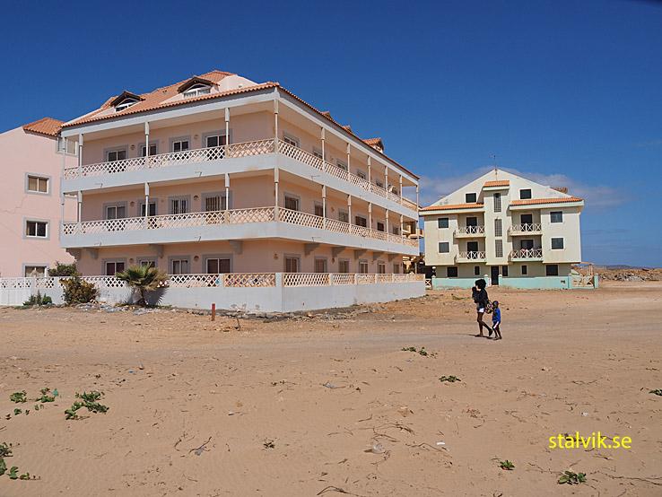 Stor satsning på turistanläggningar. Santa Maria