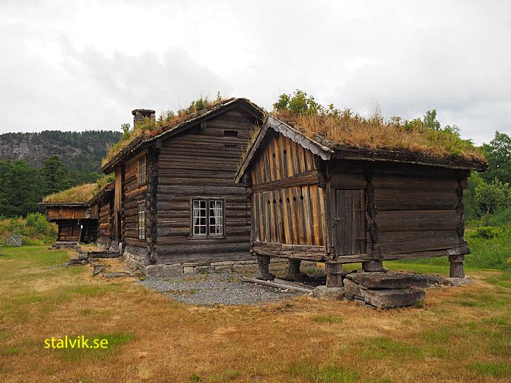 Rysstad. Setesdalen