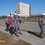 Arbetare. Tjernobyl