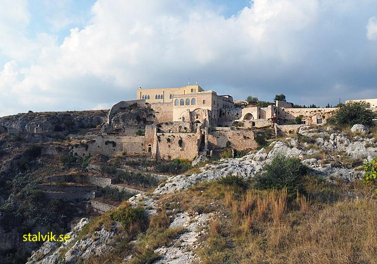 Klostret Abbazia di Pulsano. Monte Sant´Angelo