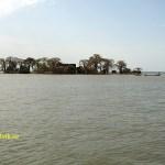 Slavön Kunta Kinte Island, (James Island) (U)