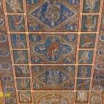 Michaelis kyrkan. Hildesheim. Tyskland (U)