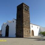 Kyrkan Nuestra Señora de la Candelaria. La Oliva
