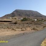 Landskap nära Las Hermosas