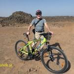 Cykling på Fuerteventura