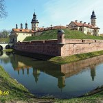 Radziwills slott, Njasvish. Vitryssland (U)