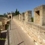 Stadsmuren. Alcudia