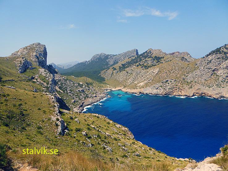 Serra de Traumantana, Mallorca, Spanien