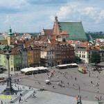 Gamla staden. Warszawa (U)