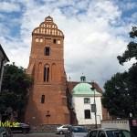 Mariakyrkan. Nya staden. Warszawa (U)