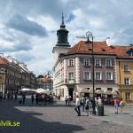 Nya staden. Warszawa (U)