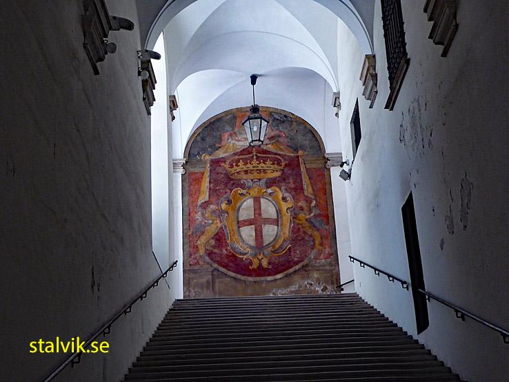 Palazzo Duccale. Genua (U)