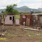 Landsbygdshotell. Kenya