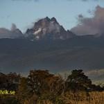 Mount Kenya, 5 199 möh