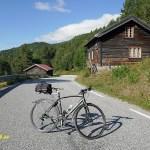 Cykla i Norge. Skurdalen - Tunhovd