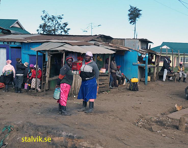 Fattig landsbygd