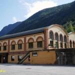 Tunnfabriken. Rjukan. Norge (U)