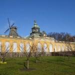 Schloss Neue Kammern. Potsdam