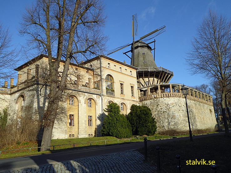 Historische muehle. Potsdam